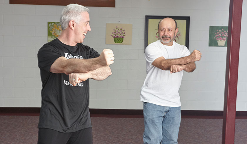 Contact Kehoe Martial Arts