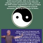 Kehoe Martial Arts - Tai Chi DVD