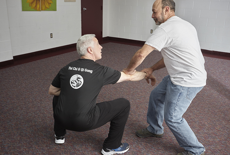 Kehoe Martial Arts Self Defense Class