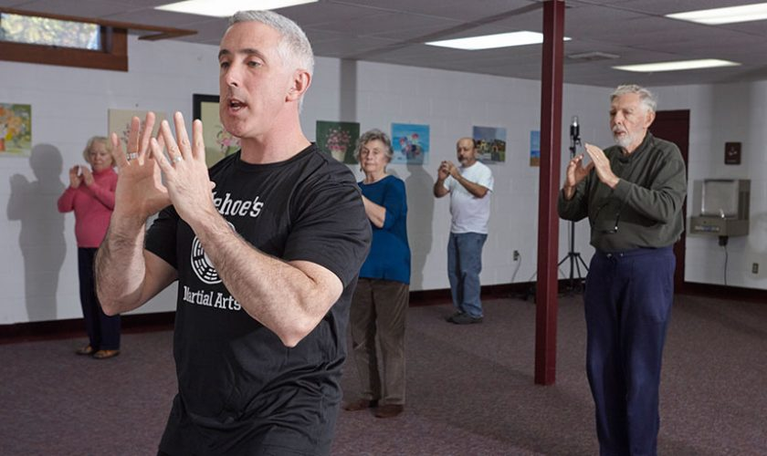 group class taught by Ed Kehoe, about | kehoe martial arts